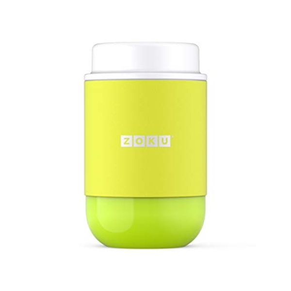 Zoku Zoku 16oz Food Jar  Lime Green