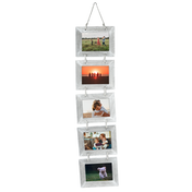5 Wooden Picture Frame Hanger   M&W
