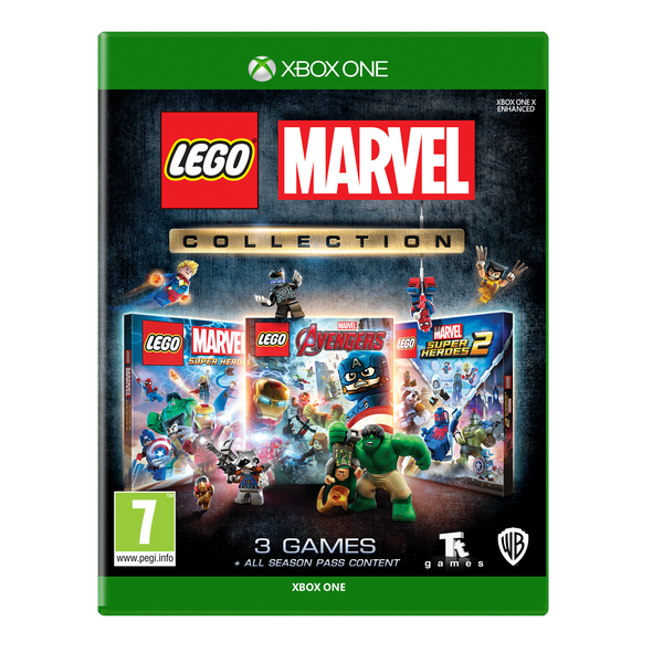 Lego Marvel Avengers Collection Xbox One Game [Used]