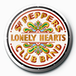The Beatles - Sgt Peppers Logo Badge - Image 2
