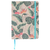 Tropical Island A5 Notebook