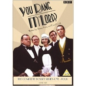 You Rang, M'Lord? - The Complete Boxset Series One - Four DVD