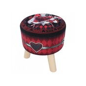 Dark Jester Stool