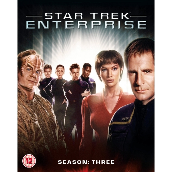 Star Trek Enterprise Season 3 Blu ray