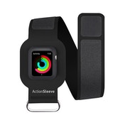 Twelve South ActionSleeve for Apple Watch Armband for 38mm Apple Watch (black)