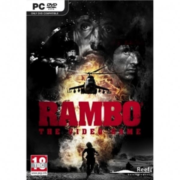 Rambo the Video Game PC - Image 1