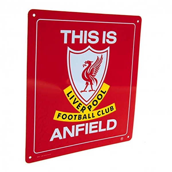 Liverpool FC This is Anfield Sign