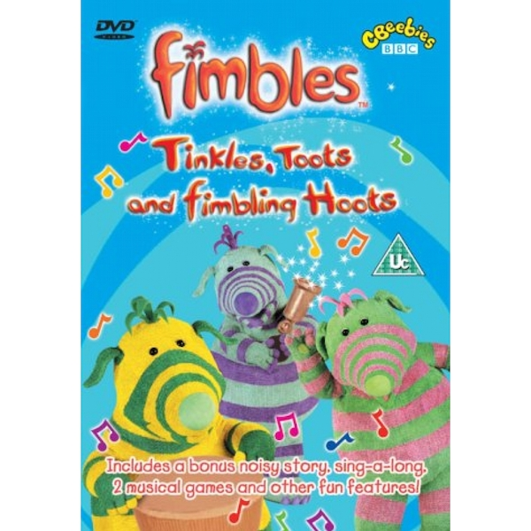 Fimbles : Tinkles, Toots And Fimbling Hoots DVD