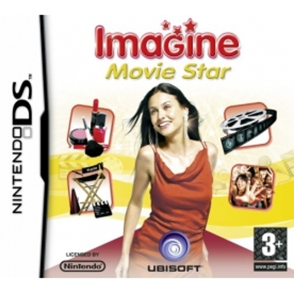 Imagine Movie Star DS