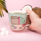 Thumbs Up! Pusheen - Colour Changing Mug