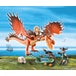 Playmobil DreamWorks Dragons Snotlout and Hookfang - Image 2