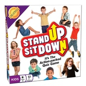 Stand Up Sit Down Kids Trivia Quiz