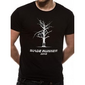 Blade Runner 2049 - Tree Men's XX-Large T-Shirt - Black