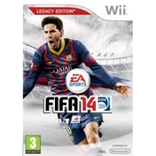 FIFA 14 Legacy Edition Game Wii