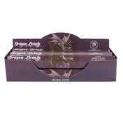 Pack of 6 Dragon Beauty Incense Sticks by Anne Stokes