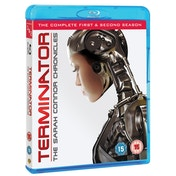 Terminator The Sarah Connor Chronicles Season 1 & 2 Blu-ray