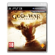 God Of War Ascension Game + Limited Edition Official Sony Dualshock Controller PS3