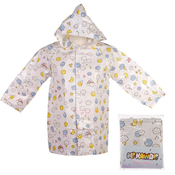 Kawaii Weather One Size Small Raincoat