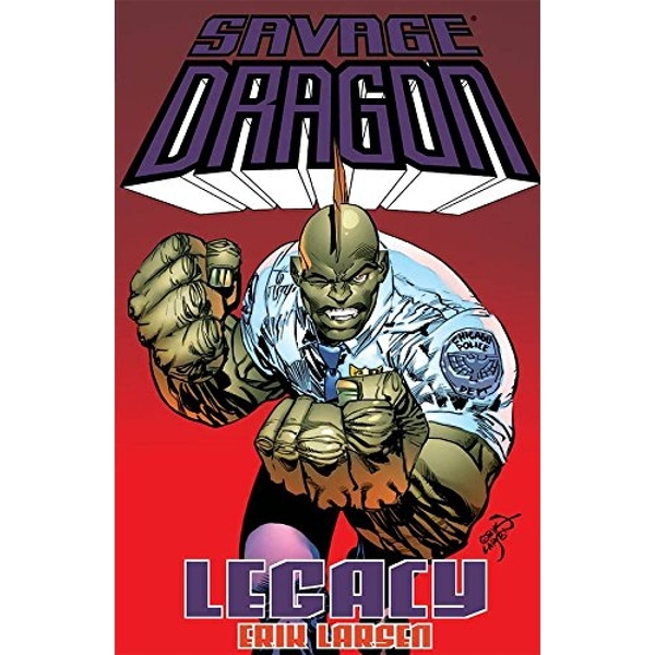Savage Dragon: Legacy