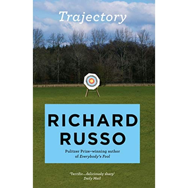 Trajectory A short story collection Paperback / softback 2018