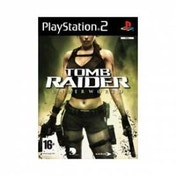 Lara Croft Tomb Raider Underworld Game PS2