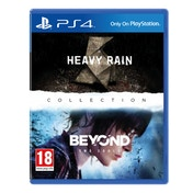 Heavy Rain & Beyond Two Souls PS4 Game