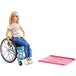 Barbie Fashionista Doll and Wheelchair - Blonde - Image 2