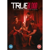 True Blood The Complete Season 4 DVD