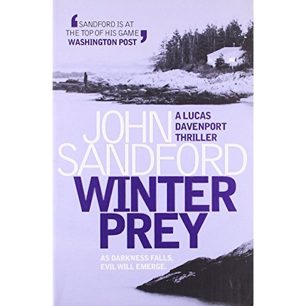Winter Prey by John Sandford (Paperback, 2011)