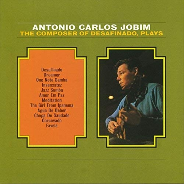 Antonio Carlos Jobim - The Composer Of Desafinado Vinyl