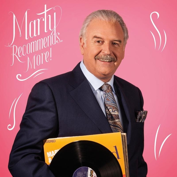 Marty Recommends... More! CD