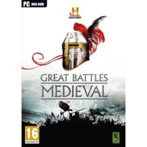 History Great Battles Medieval Game PC