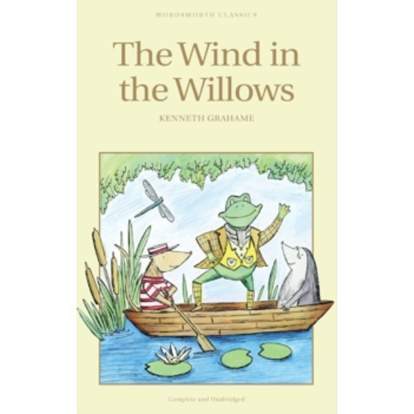 The Wind in the Willows by Kenneth Grahame (Paperback, 1993)