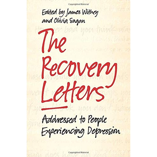 The Recovery Letters: Addressed to People Experiencing Depression by Jessica Kingsley Publishers (Paperback, 2017)
