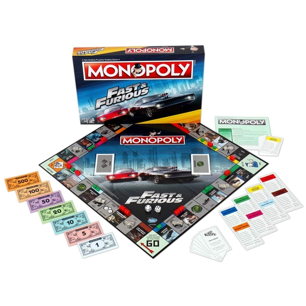 Fast & Furious Monopoly - Image 3