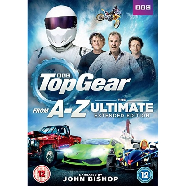 Top Gear A - Z The Ultimate Extended Edition DVD