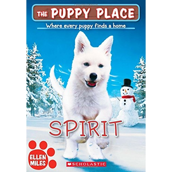 Spirit (The Puppy Place #50)  Paperback 2018
