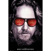 The Big Lebowski The Dude Maxi Poster