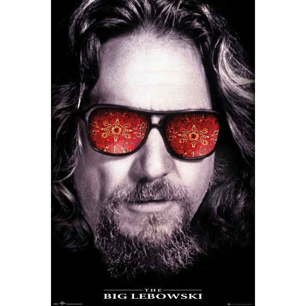The Big Lebowski The Dude Maxi Poster - Image 1