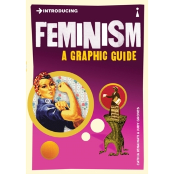 Introducing Feminism: A Graphic Guide by Cathia Jenainati (Paperback, 2010)
