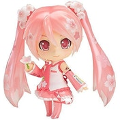 Sakura Miku Bloomed in Japan (Nendoroid 500) Figure
