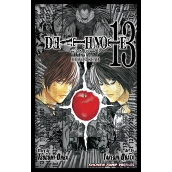 Death Note How to Read 13 : 13