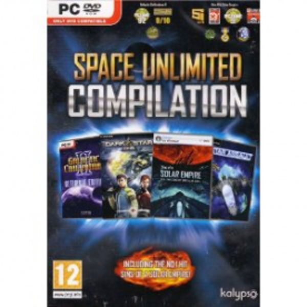 Space Unlimited Compilation Game PC