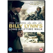 Billy Lynn's Long Halftime Walk DVD