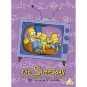 The Simpsons Complete Season 3 DVD