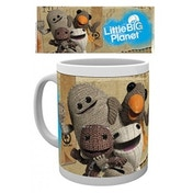 Little Big Planet Characters Mug