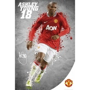 Manchester United Young 11/12 Maxi Poster