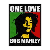 Bob Marley - One Love Standard Patch