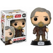 Luke Skywalker (Star Wars Episode 8 The last Jedi) Funko Pop! Bobble Vinyl Figure