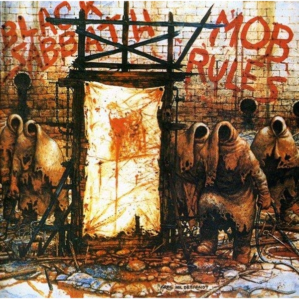 Black Sabbath - Mob Rules CD